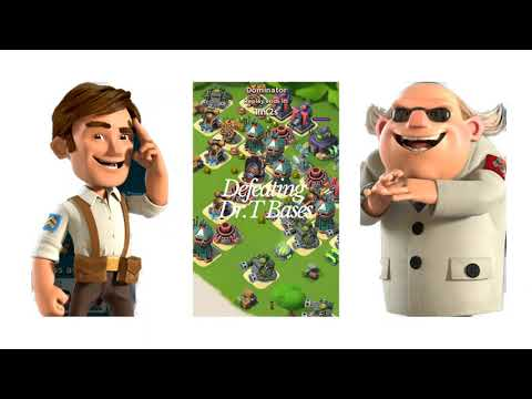 Wondering How To Make Your Boom Beach Dr Terror Stage 1-7 Rock? Watch This!