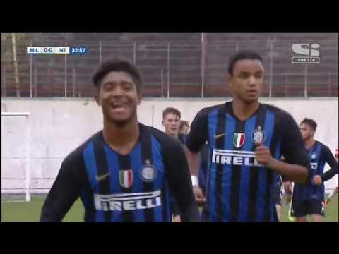 PRIMAVERA 1: Milan - Inter 3-4