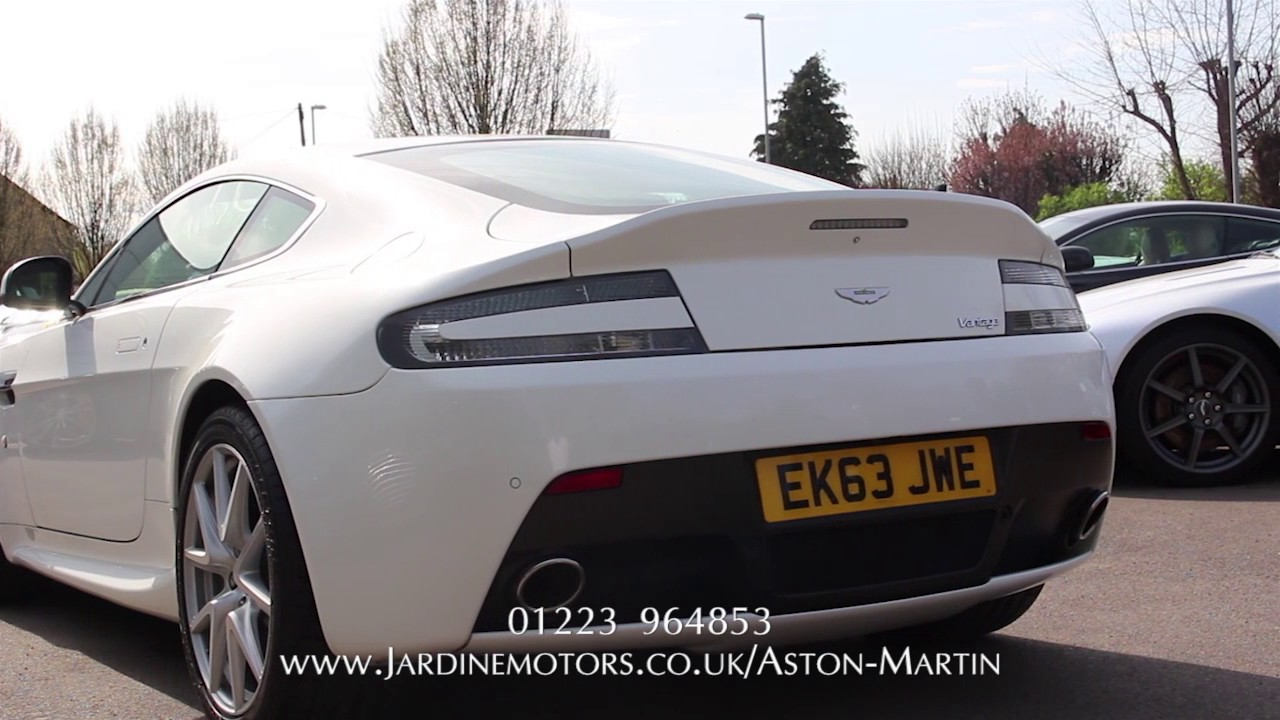 Jardine motors group aston martin v8 vantage lancaster for Jardine motors