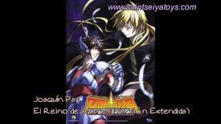 El Reino de Atenea (versión OFICIAL extendida) - Joaquín Paz