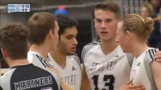VIU Mariners vs. Camosun Chargers - PacWest Men's Volleyball - Oct. 21, 2016 thumbnail