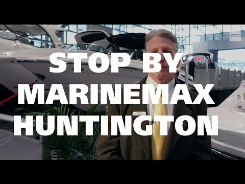 You're Invited To MarineMax Huntington By Sales Consultant Paul Mahoney