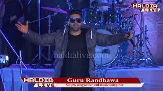 Guru Randhawa: Lahore. Haldia Mela 2019 II HALDIA LIVE