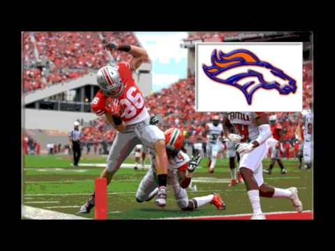 2015 NFL Draft #92 Jeff Heuerman Denver Broncos