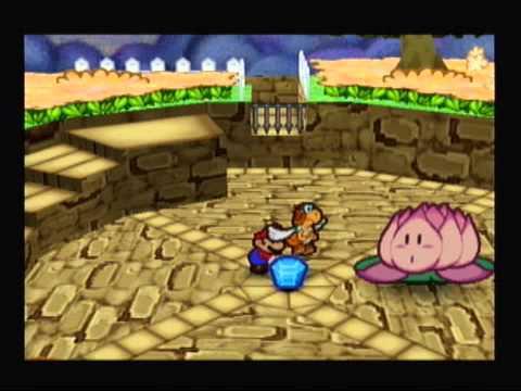 Paper Mario Chapter 6 Dark Days In Flower Fields Part 6 YouTube