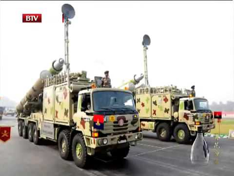 Pakistan's deadly missile BABUR is  praised by chinease