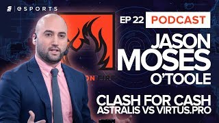 Moses on Virtus.pro: 'Any day of the week they can be the best team in the world' or the worst