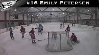 2018-2019 #16 Emily Petersen GY 2018 Carolina Lady Eagle Highlights