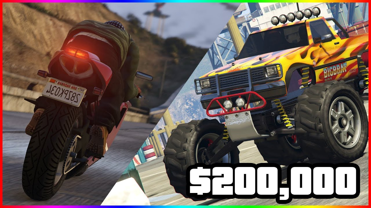 How To Make $200,000 In 4 minutes in GTA 5 Online Fast & Easy!