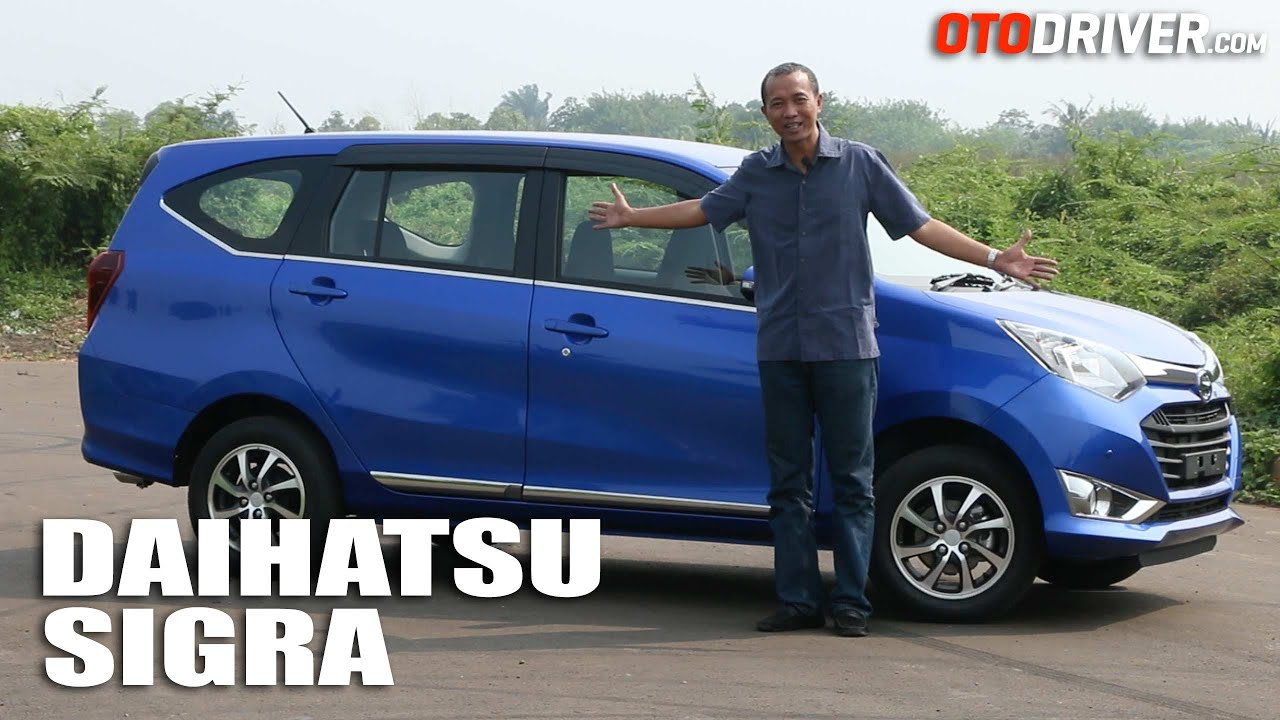 Daihatsu Sigra 2016 First Impression Review Indonesia