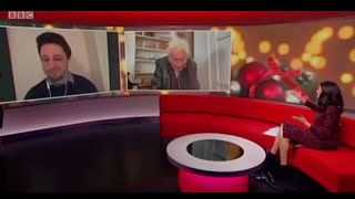 BBC Look North - Max Restaino - Phil Springer - 'Here For Christmas'