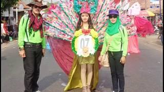 Karnaval Smp N 6 Prabumulih 2015