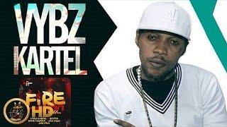 Vybz Kartel - Fire Nation (Black People) [Fire Nation Riddim] November 2015