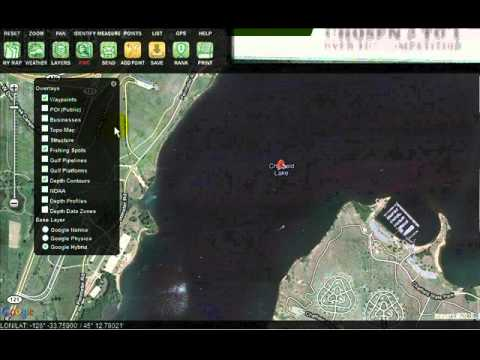 Chatfield reservoir fishing tool youtube for Chatfield reservoir fishing