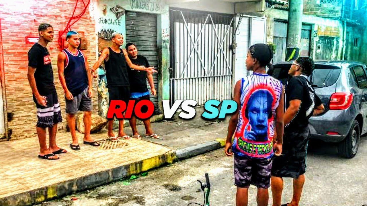 Download CARIOCAS VS PAULISTAS