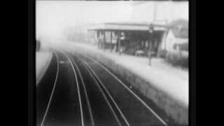LSWR - The first electric trains...1915 not 1913 - {Silent}
