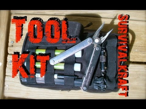Bug Out Tool Kit (Survival Gear)
