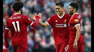 Liverpool FC vs Bournemouth , Saturday April 14th 2018