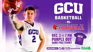 Men's Basketball vs Louisville Dec 3rd, 2016