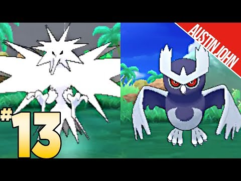 White Ghost Zapdos, Shadow Noctowl, Spooky Ghost Trial & More! ultraLOCKE EP13 | Austin John Plays