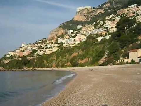 La plage bleue roquebrune cap martin france youtube - Piscine azureva roquebrune cap martin ...