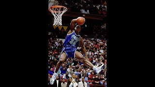 The 1994 NBA Slam Dunk Contest featured 6 competitors; Robert Pack of the Denver Nuggets, Shawn Kemp of the Seattle Supersonics, Allan Houston of the ...