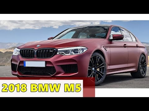 2017 Bmw M5 Price Specs And Release Date