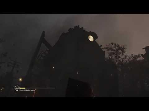 Cod ww2 train wreck (crazy)