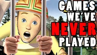 N64 Games - Paperboy Goes to Prison