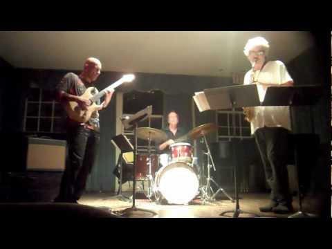 Big Satan (Berne, Ducret, Rainey) @ Greenwich House Music School, 9-7-12 3/5