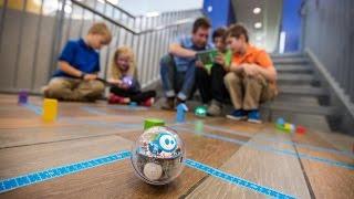 Sphero SPRK Inspiring in the Classroom