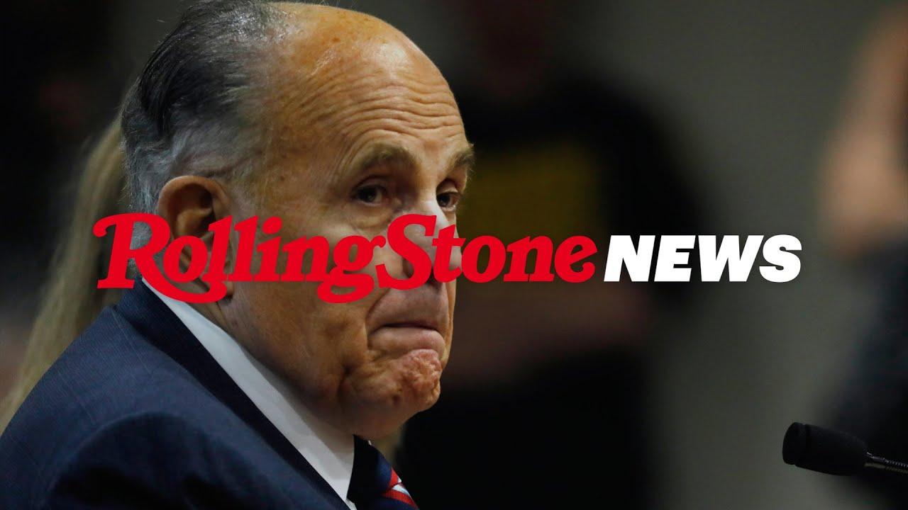 Fox News Bans Rudy Giuliani | RS News 9/24/21