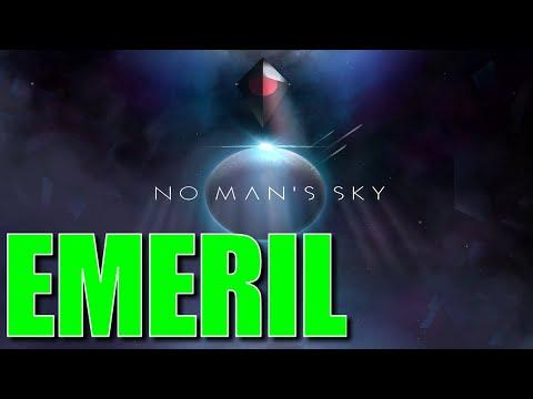 No Mans Sky - Rare Emeril Filled Planet