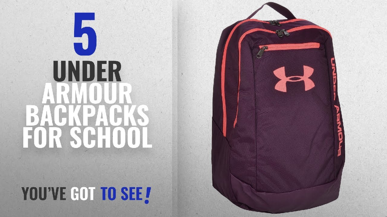 Under Armour Backpacks For School  2018 Best Sellers   Under Armour ... 5f7450510d586