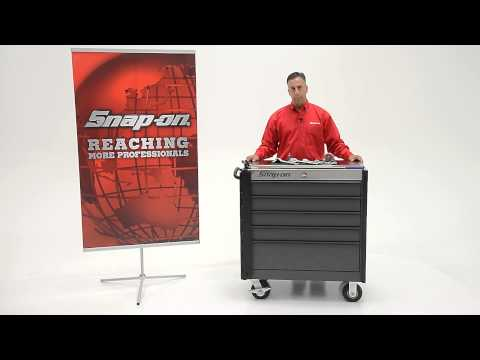 FOD Tools Snap-on Industrial Product Demo