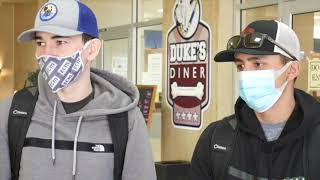 No fans allowed at SWOSU sports games | Southwestern on the Streets Ep. 8