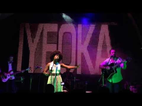 Iyeoka - Say yes @Bucharest 2013