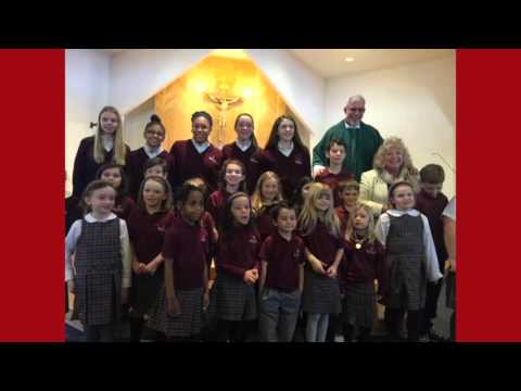 Catholic Schools Week Kick Off School of the Incarnation 720p