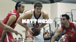 Matt Heyd - University of La Verne