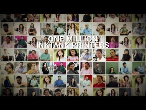 One Million Epson InkTank Printers