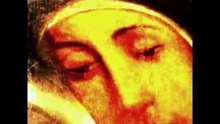 Maica Domnului (icoana Ierusalim) clipeste