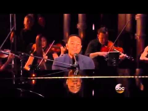 John Legend All Of Me Live performance 2014 Billboard Music Awards