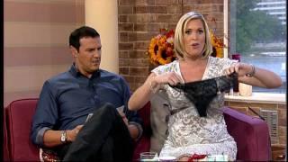 Jenni Falconer - Pregnant Showing Off Her Panties - 22-Jul-11