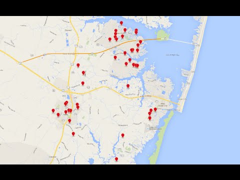 Where to FInd Foreclosures in the Ocean Pines, MD Real Estate Market? Q4 2015 - Q1 2016 Update