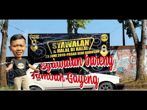 SYAWALAN & HBH CHARADE JOGJA ISTIMEWA - Leaving The Car Meet - (Original Video)