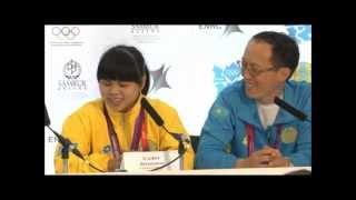 Зульфия Чиншанло - Олимпийская чемпионка, Лондон 2012