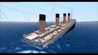 Игры про Титаник - Virtual Sailor