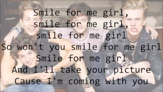 [2.79 MB] The Vamps - Smile (with Lyrics)