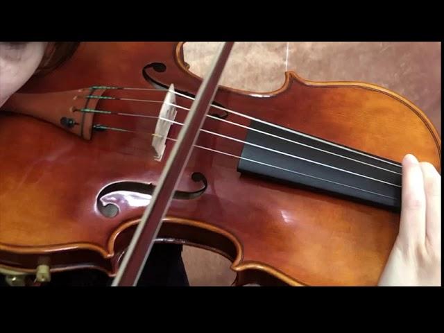 Ifstrings Private Stock Classic #147 Antonio Stradivarius 1715 Cremonese