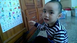 a ă â Học bảng chữ cái! Học song ngữ - Lớp học mẹ và con 2.